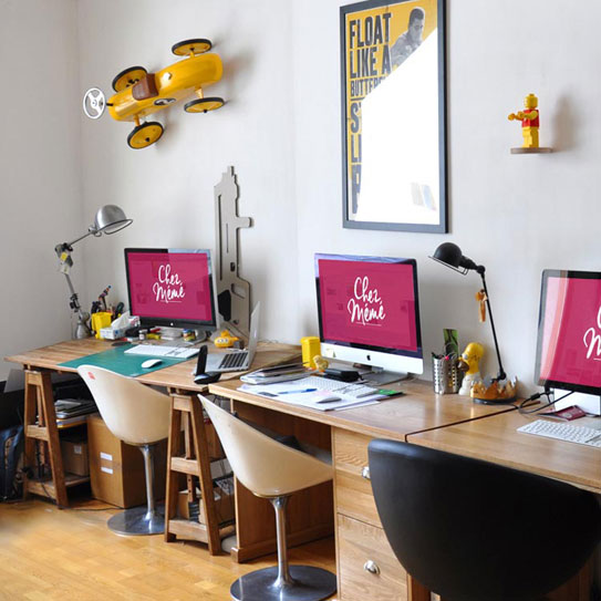 Chez Mémé : Espace de coworking - bureaux