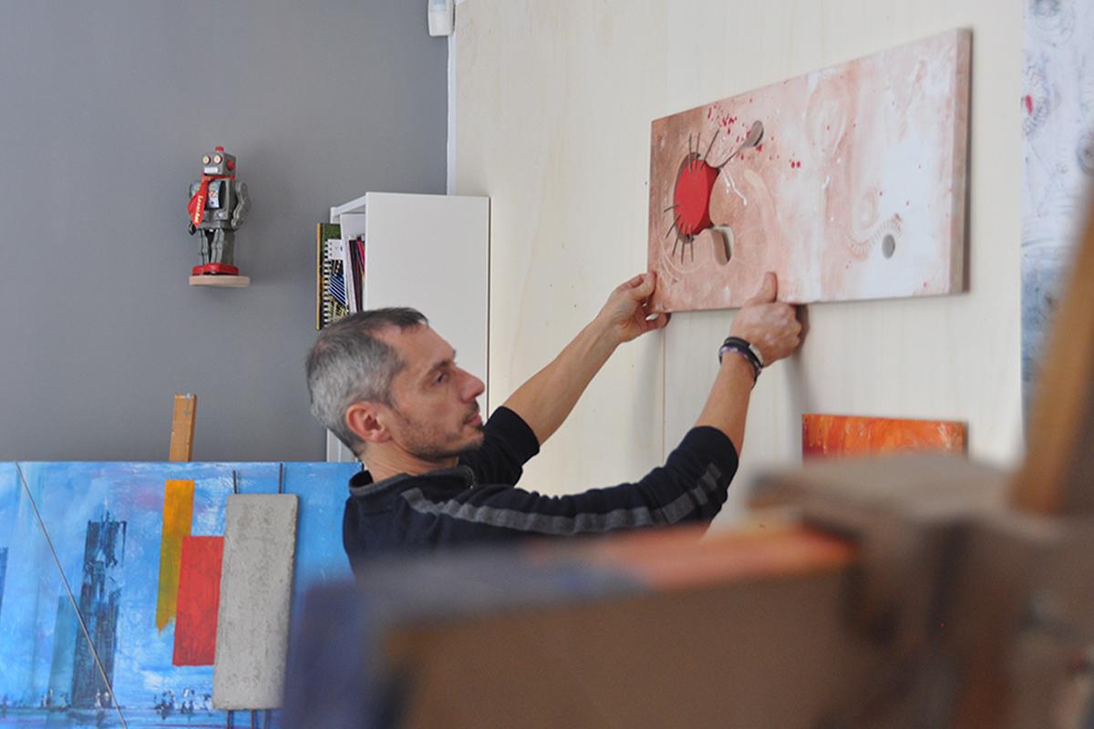 Chez Mémé : Espace de coworking en Essonne - Une minute avec… Michaël